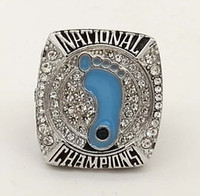 Wholesale League Championship Ring - Fashion sales Sports championship Rings 2017 NCAA National League Rose Bowl Champion Ring Classic coll