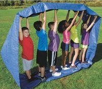 Wholesale blue toy train resale online - Kids Outdoor Team Cooperation Sense Training Interactive Toys For Children Educational Toys Kindergarten Sports Games CM CM
