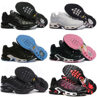 Wholesale Ups Tuning - 2018 new TN Women's Running Trainers Shoes high quality Plus SE TN Tuned Quilted women running shoes Plus GS Tn ladies Trainer