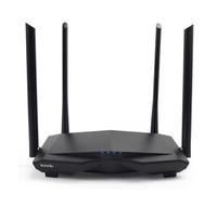 repetidor para wifi venda por atacado-Tenda AC6 1200mbps sem fio Wi-fi Roteador 11AC Banda Dupla 2.4 Ghz / 5.0 Ghz Wi-fi Repetidor APP Remoto Gerenciar Firmware Inglês