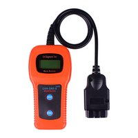 Wholesale obd2 usb can bus resale online - U480 OBD2 CAN BUS Engine Code Reader for and newer Cars and Trucks Car Fault Code Reader Scanner Tool