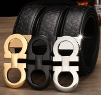 ceintures homme de marque achat en gros de-Ceintures de luxe de mode pour hommes boucle designer ceinture de chasteté masculine top marque de mode en cuir ceinture en gros dropshipping