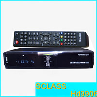 Wholesale satellite receiver hd dvb s2 - Cheapest HD Receiver Sclass HD9906 Satellite Receiver With DVB-S2 and DVB-S & Biss Key Support CCCAM NEWCAM MGCAM