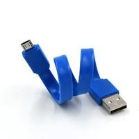 ingrosso cavo mini usb rosa-Vendita calda di colore della caramella Mini USB di ricarica cavo personalità Design universale USB portatile per il telefono Cavo di ricarica