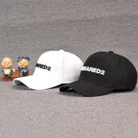 kedicik şapkası toptan satış-Yeni Popüler Kap En Kaliteli% 100% Pamuk Lüks Beyzbol Şapkaları Kavisli Spor Kap Hip Hop Snapback Erkekler Kadınlar Ayarlanabilir Rahat Kapaklar Baba Şapka