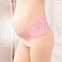 Wholesale belly maternity - Maternity Support Belt Waist Abdomen Pregnant Belly Band Tummy Brace Bandage Pregnancy Belt Belly Band KKA5507