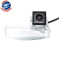 mazda rückfahrkamera großhandel-CCD Rückfahrkamera Rückfahrkamera Kit Nachtsicht Auto Rückfahrkamera Für 08/09 Mazda2 / Mazda3 / NEW Mazda 3