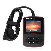 leitor de código obd2 creader venda por atacado-Leitor de Código de Carro OBD2 OBDII Lançamento Credor Automotivo HD Scanner Ferramenta de Diagnóstico Do Caminhão Pesado