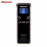 Wholesale Pen Mp3 Player - Noyazu 906 16G Professional Digital Voice Pen Recorder with Mp3 Player Sound Recording Microphone Ditaphone