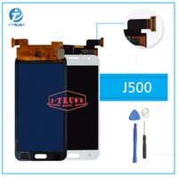 Wholesale Tft Lcd Screen Display Panel - Wholesales TFT LCD Or Display For Samsung Galaxy J5 2015 J500 J500F J500G J500Y J500M With Screen Digitizer + Free Tools + Free Shipping