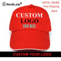ccbd4c40648 Wholesale Custom Baseball Cap Top Quality Dad Caps Personalized LOGO  Embroidery Hat 6 Colors Adjustable Adult Gorras