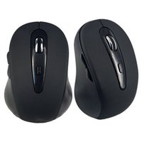 Wholesale bluetooth mouse android tablet - For Win7 Win8 Xp Iapd Android Tablets Original New Slim Bluetooth 3.0 Wireless Mouse Bluetooth Technology without Receiver