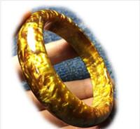 bracelet en cire d'abeille achat en gros de-Haute qualité exquis nouveau bracelet de saule de mer en soie d'or saule de mer ambre beeswax ancien bracelet de cire d'abeille en gros