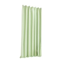 Wholesale green blackout curtains - 100x135cm Stars Printed Blackout Window Curtain Room Darkening Drapes for Living Room Bedroom (Peak Green)