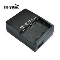 camaras 6d al por mayor-GloryStar recientemente Cámara Cargador de batería UE AU Reino Unido EE.UU. Enchufe LC-E6E LCE6E LCE6 LC E6 E6E para Canon EOS 70D 60D 6D 7D 5D2 5D3 LP-E6