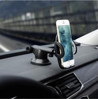 ingrosso sistema di cruscotto-Braccio lungo universale 360 gradi di rotazione cruscotto cruscotto supporto per auto supporto culla staffa supporto di aspirazione per telefoni