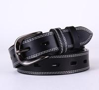 Wholesale 29 32 jeans men - High quality designer belts men Jeans belts Cummerbund belts For men Women Metal Buckle