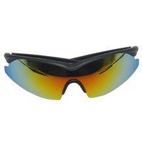 бытовые очки оптовых-Tac очки ясно антибликовым покрытием на открытом воздухе езда диск бытовой защиты глаз новинки половина кадра мода 16se V