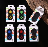 gebrauchte spielwaren großhandel-Zappeln Pad zweite Generation Zappeln Cube Hand Shank Erwachsene Kinder Game Controller Magic Zappeln Pad Neuheit Angst Dekompression Spielzeug