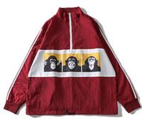 terno animal coreano venda por atacado-Hot New outono terno, moda masculina.sweater, jaqueta estudante, jaqueta coreano, jaqueta casual, terno masculino,