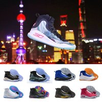 Wholesale power pvc - 2018 Newest 4 More fun more rings 4 IV Basketball Shoes 4s Black white More Power mens Training Sports Sneakers szie 40-46