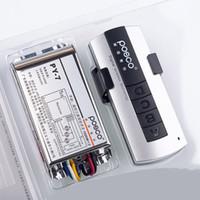 interruptor de controle sem fio digital venda por atacado-POSCO Wireless Switch Controle Remoto 3 maneiras Digital Interruptor remoto de Economia de Energia Lâmpada Lâmpadas Lâmpada fluorescente
