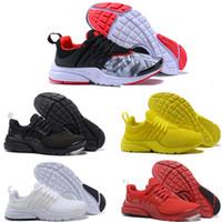 ingrosso nuovo disegno della tazza-Nike shoes Presto Ultra BR QS Donna Uomo Scarpe da corsa coppa mondo Sneakers sportive Nuovo Design Moda uomo atletico scarpe triple Bianco Nero taglia 36-45