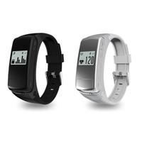 andorid умные часы оптовых-F50 Smart Watch Поддержка Andorid Прослушивания Музыки USB Зарядное Устройство Мониторинг Сна Шагомер Bluetooth Ответить на Телефон Роскошные Часы Браслет