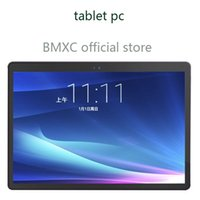 tablette quad kern original großhandel-BMXC offizielle Original 10,1 Zoll 3g 4G LTE Telefonanruf Android 7.0 Quad Core IPS Tablet PC 16 GB 32 GB WIFI Bluetooth GPS-Tablets