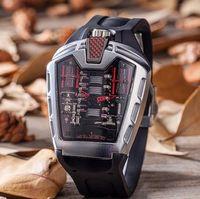 Wholesale cheap quality watches men - man cheap sport quartz rubber belt High quality wholesale luxury fashion men watch brand new Stainless steel mens watches