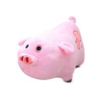 filme de porco rosa venda por atacado-1 pcs 20 cm 8