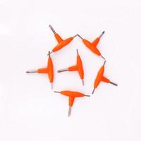 tipos de bobina vape venda por atacado-Bobina de construção por atacado T tipo Chave de Fenda Kit de Ferramentas DIY para RDA RBA RDTA bobina atomizador Vape mod caixa mod