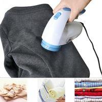 trimmer kleidung großhandel-Neue Elektrische Wäschefusselentferner Flaum Pillen Rasierer für Pullover Vorhänge Teppiche Kleidung Flusen Pellets Cut Maschine Pille Entfernen
