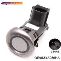 Discount new mitsubishi - YAOPEI New 8651A056 8651A056HA PDC Parking Sensor For Mitsubishi Pajero Montero Outlander Grandis Sport ASX MR587688 car