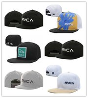 neue design-panels großhandel-Neue Design Hot Cool Marke Snapbcks 2018 Panel Cap Snapbacks einstellbare Hüte Mann Frau Unisex Hip Hop R V C Ein Hut Männer Frauen Caps Hüte