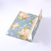 chinesische arteinladungen großhandel-10 teile / satz Vintage Floral Mini Umschlag Chinesischen Stil Papierumschläge für Karte Scrapbooking Geschenke Brief Hochzeitseinladungen