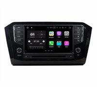 Wholesale volkswagen passat car stereos resale online - 8 quot Android Car Radio GPS Multimedia Head Unit Car DVD for VW Volkswagen Passat With GB RAM Bluetooth Mirror link USB DVR