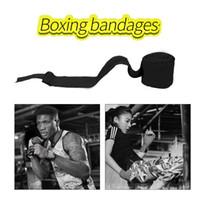 bilek bandajları toptan satış-Boks El Sarar Boks Bandajlar Bilek Boks Kickboks Muay Thai Için Yumruk Yumruk Korumak