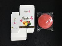 Wholesale natural whitening soap - Bumebime Handwork Whitening Soap with Fruit Essential Natural Mask White Bright Oil Soap DHL