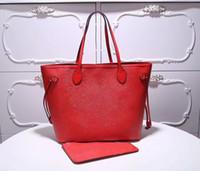 3b9447d7a684 Famous designer AAA+ quality water ripple women handbag GM MM Shoulder Bags  lady Totes CX 203 handbags bags  40156  40157 Wallets