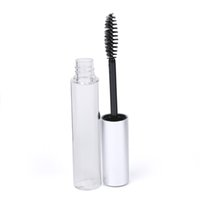 Wholesale mascara vials - 10ml empty eyelashes tube mascara tube vials bottle kit tool fashion dense cosmetic packing bottle DDA586