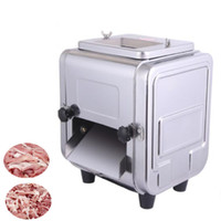 Beijamei Automatic Electric Meat Cutter Machine Commercial Meat Grinder Slicer Price Meat Cutting Slicing Machine For Sale