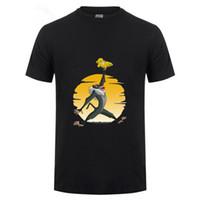 d7d171f3c6ebd 2018 Funny Air Lion Roi T Shirt hommes manches courtes col rond Mufasa  T-shirt Simba tshirt Crop Tops hipster t-shirt 100% coton pour homme