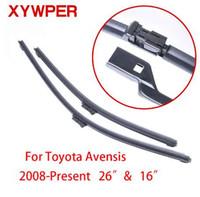 ingrosso lama tergicristallo toyota-Spazzole dei tergicristalli XYWPER per Toyota Avensis 26