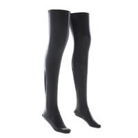 женские рабские костюмы оптовых-MaryXiong связывание ограничения шланги носки искусственная кожа эротические игрушки фетиш рабыня женские костюмы для взрослых игры для женщин