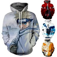 Wholesale uchiha hoodie - Fashion 3D Hoodie Naruto Anime Uchiha Itach Men Women Hoodies Sweatshirts 3d Hoodie Sweatshirt for Men