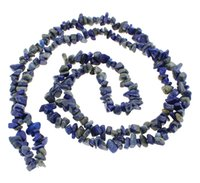Wholesale oval lapis beads - 8mm New Fashion DIY Making Loose Nuggets Beads for Bracelet Necklace Jewelry 5-8mm Real Natural Lapis Lazuli Stone Chips Beads