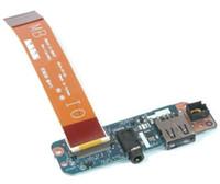 схемы usb оптовых-Подлинная доска компания wellendorff для широты E7450 кнопка питания / USB / аудио порт ввода-вывода печатная плата - 110HR