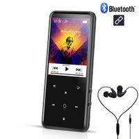 mp4 плеер построен 16gb оптовых-2.4 in экран 16GB Lossles Music Player поддерживает Bluetooth 4.0, SD-карту (поддержка до 128GB), FM-радио, встроенный динамик, MP4-плеер