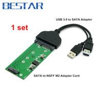 disco pci venda por atacado-1 conjunto USB 3.0 USB3.0 para SATA 2.5